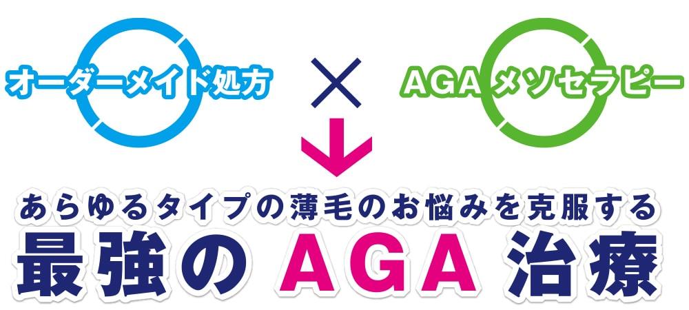 最強のAGA治療